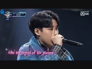 Big man get lucky. just do it (i can see your voice 6 ep.3)