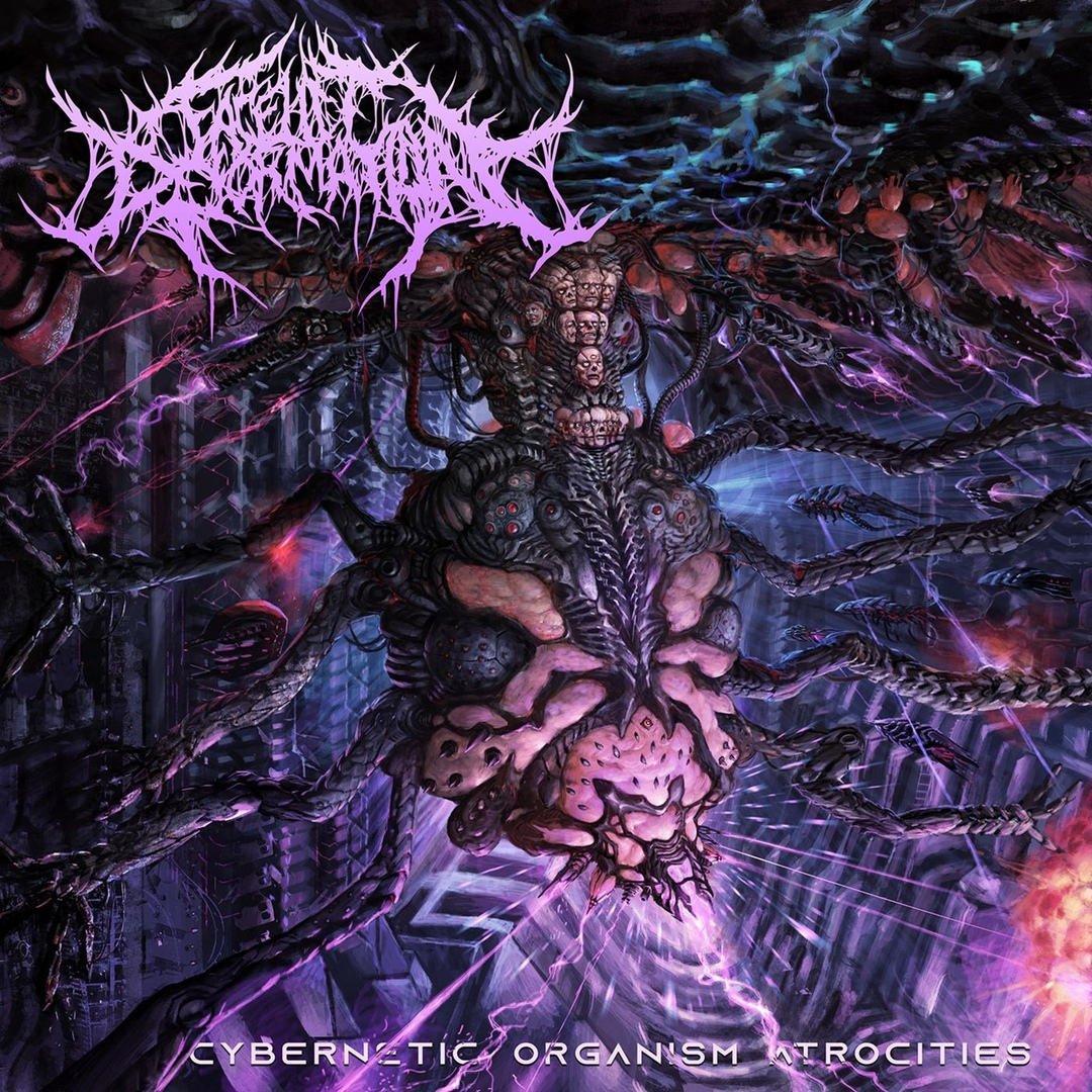 Facelift Deformation - Cybernetic Organism Atrocities