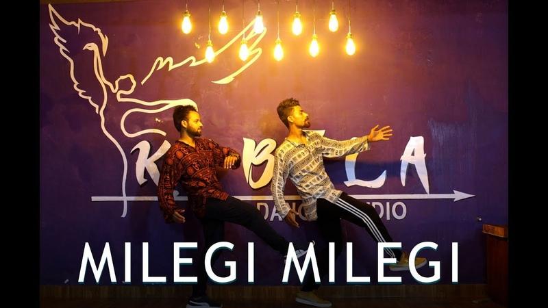 MILEGI MILEGI Mika Singh Sachin Jigar Kabila The Dance Studio