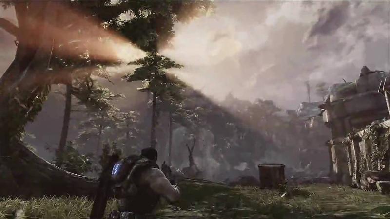 Gears of War 3 - E3 2010 World Premiere Trailer