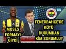 Victor Moses Formayı Giydi-Fenerbahçe'de Kötü Gidişin Sorumlusu Kim?-Fenerbahçe Gelişmeleri
