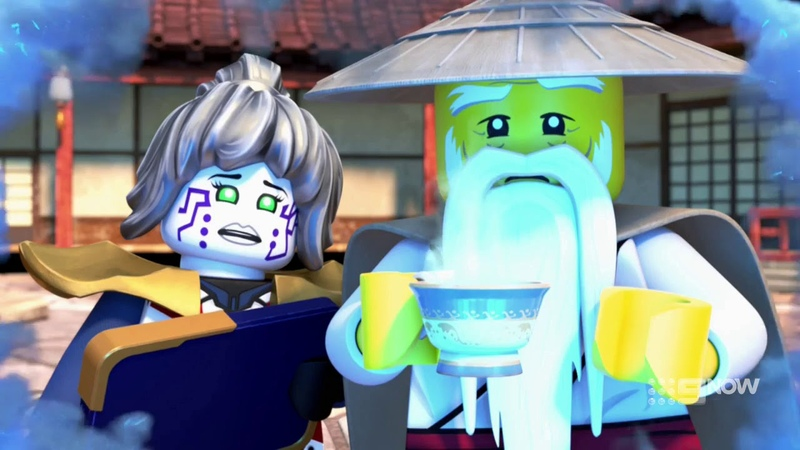 LEGO Ninjago Season 11 Episode 25 26 [HD]
