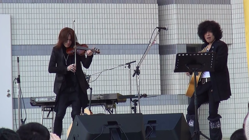 SUGIZO × 佐藤タイジ / Rest in Peace Fly Away 2015.3.11 @代々木公園