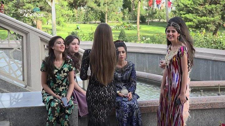 K Tajikistan Travel Dushanbe Dushanbe Monday Market Ismail Samani Statue