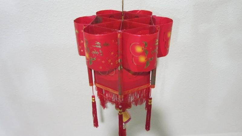 CNY TUTORIAL NO 65 Hongbao Lantern