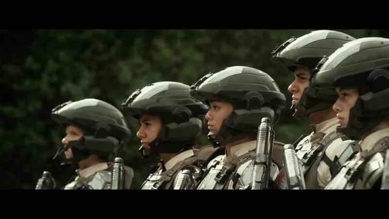 Хело 4 Идущий К Рассвету Halo 4 Forward Unto Dawn кино 2012