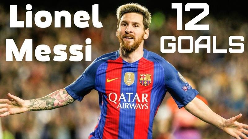 12 Раз Лионель Месси показал кто Босс Хитрик Роналду 12 Times Lionel Messi Showed Who Is The Boss