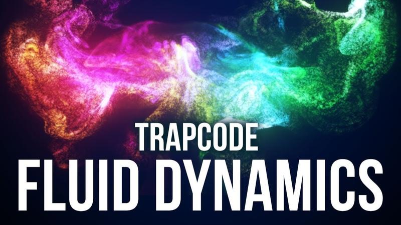Обзор FLUID DYNAMICS в Trapcode Particular 4 и Form 4 - AEplug 227