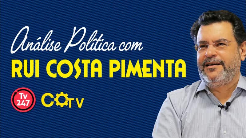 Lula no STF, Moro, delação de Leo Pinheiro e coxinhatos   Transmissão da Análise na TV 247 - 2/7/19
