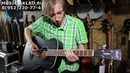 Обзор электроакустической бас гитары Cort AB590MF BOP
