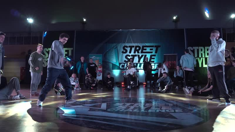 Squaker vs Woozone | Street Style Challenge 2k19 | Hip-Hop 1x1 Pro Semifinal