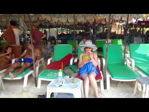 Пляж о Ко Лан Тайланд