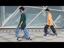Pascal Letoublon - Friendships Suprafive Remix 🔥 MJ Moonwalk Dance Step Tutorial 👍