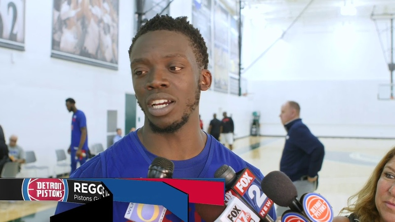 Detroit Pistons | Wired, presented by Jeep: Training Camp 2019 - Day 1