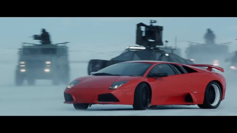 Fast and Furious 8 Go Off Music Video