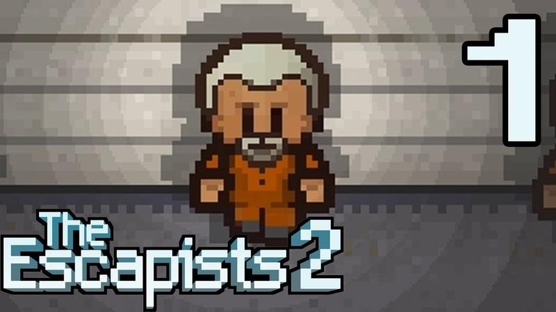 🔴В ОЖИДАНИИ КОНЦА СВЕТА 🔥 Escapists 2 на андрооооооооид 1