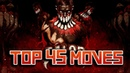 Top 45 Moves Of Finn Balor (Prince Devitt)