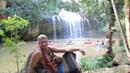 265 Вьетнам ДАЛАТ обзор НАЦИОНАЛЬНЫЙ ПАРК ПРЕНН национальные костюмы Vietnam Prenn National Park
