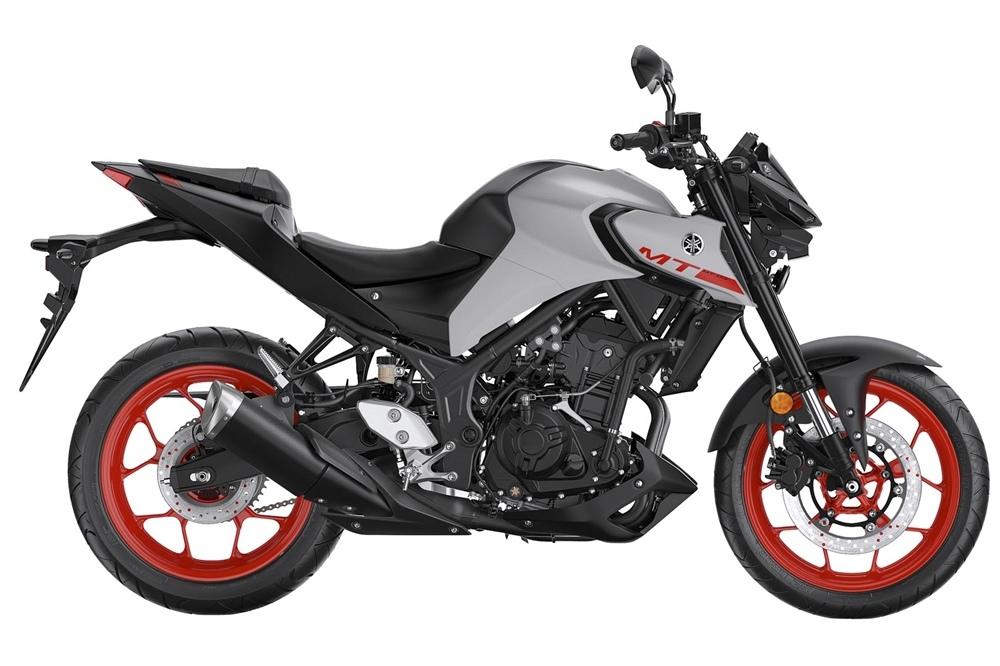 Нейкед Yamaha MT-03 2020