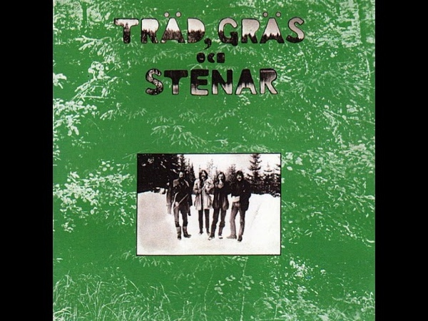 Trees Grass and Stones Träd Gräs och Stenar Trees Grass and Stones 1969 Sweden Psychedelic Blue