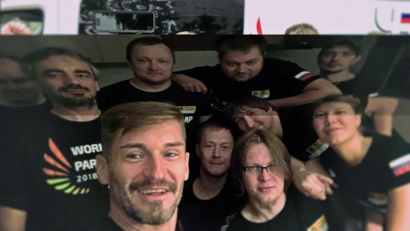 Ежегодный слет паркетчиков. Workcamp Parquet 2018. Часть 1.