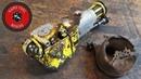 Two Man Chainsaw Carburetor Muffler Restoration