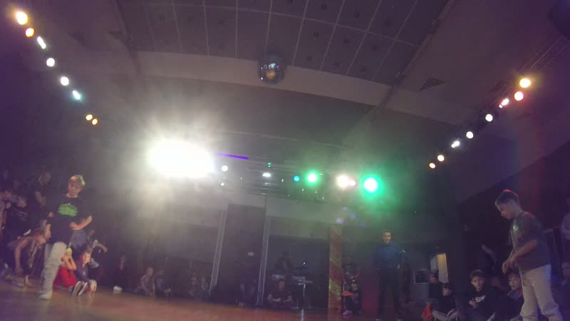 3 Круг Фанки Тима vs MishGun