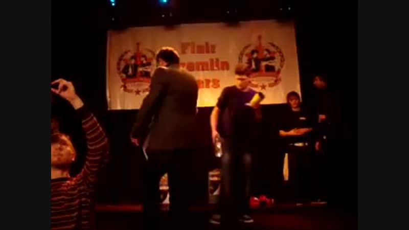 7 04 2010 в СПБ ФИНАЛ Александр Гостиловский VS Вячеслав Газукин