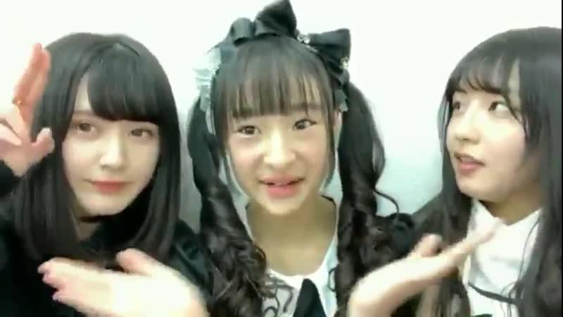 181030 NMB48 KKS Okamoto Rena SHOWROOM cut
