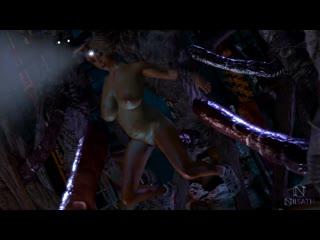 Саманта гиддингс samantha giddings until dawn sex секс монстры monsters