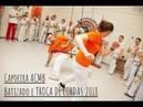 Batizado e Troca de Cordas 2018 Capoeira ACMB Mestre Bamba