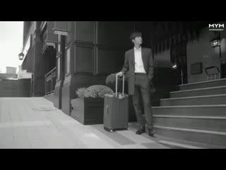 Minho exudes elegance and luxury. Perfect choice as the hotels ambassador - @ActorLeeMinHo -.mp4