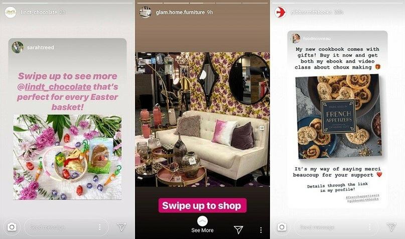 10 способов использовать истории Instagram для развития своего бизнеса, изображение №6