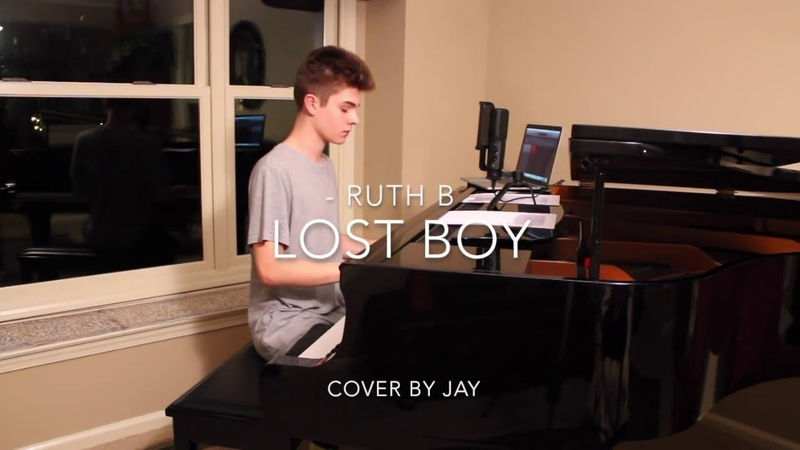 Lost Boy - Ruth B (Cover by Jay Alan)