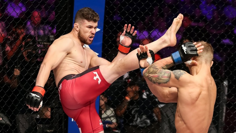Natan Schulte Road to the PFL Playoffs Professional Fighters League 2019