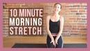 10 min Morning Yoga Stretch to Wake Up