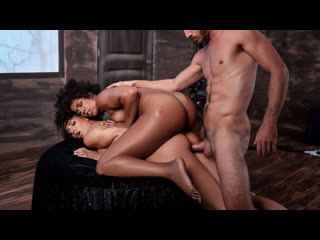 Desiree dulce & misty stone (milf witches part 3 / ) [2019, big tits,big tits worship,black hair,brunette,ebony]