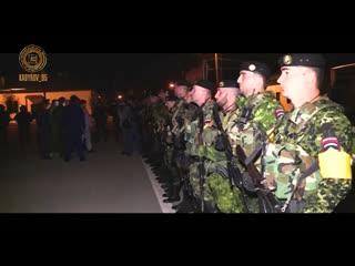 Поздравляю личный состав и ветеранов специальных подразделений с профессиональным праздником - Днём ОМОН
