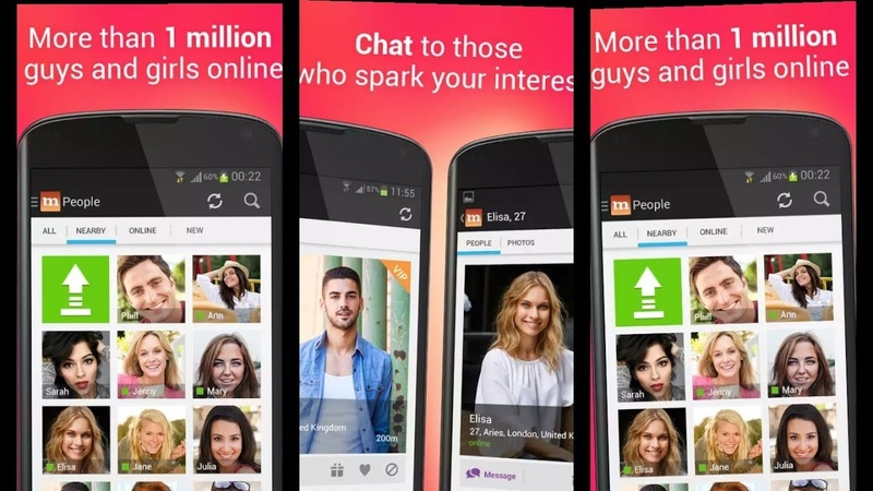 Mamba Online Dating and Chat From All Over World