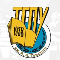 Логотип ТГПУ им. Л.Н. Толстого