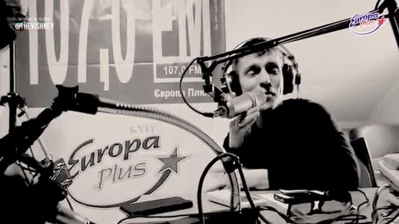 VISHNEV Ночи напролёт live 2014 Europa Plus