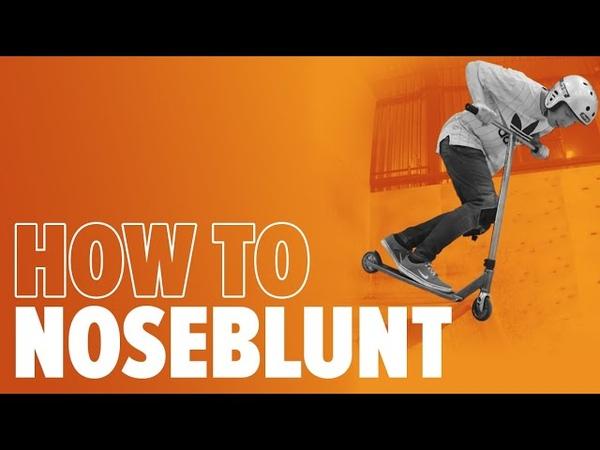 How to noseblunt | KSS SCHOOL