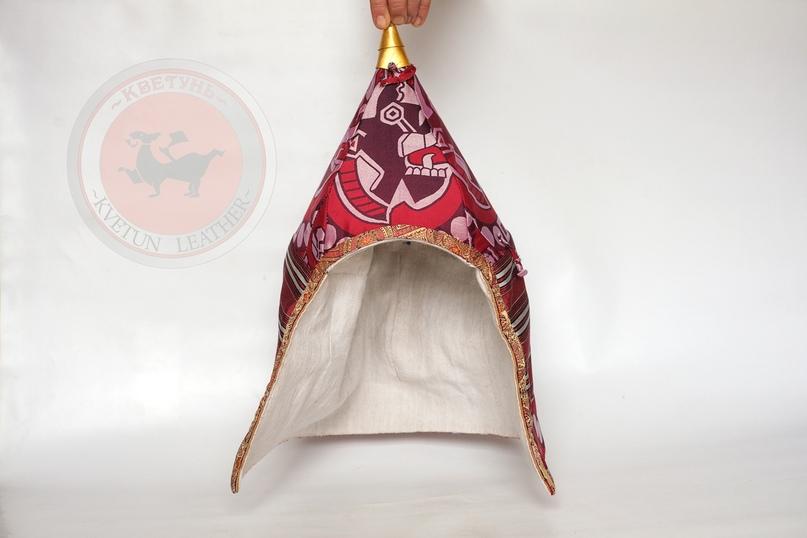 Шлемовидный головной убор из Мощевой балки, изображение №3