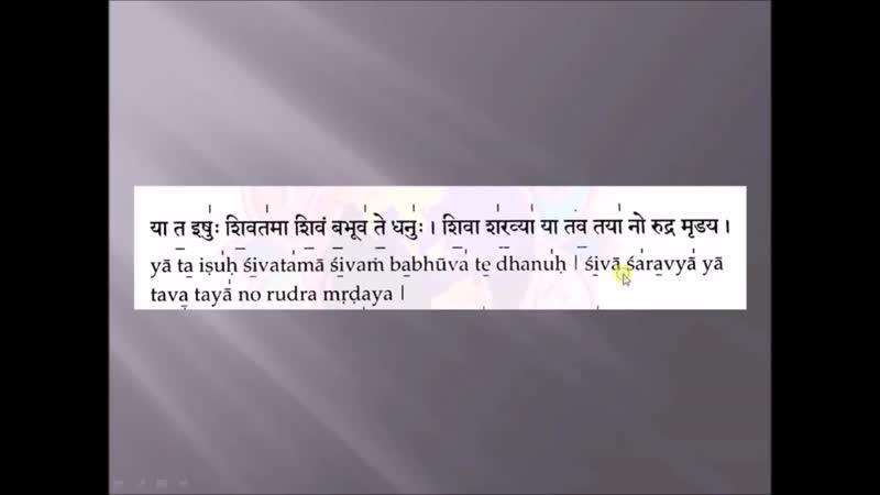 Anusvara Sandhi Rules in Vedic Chanting I Sanskrit Grammar The Role of M in Vedic Recitation