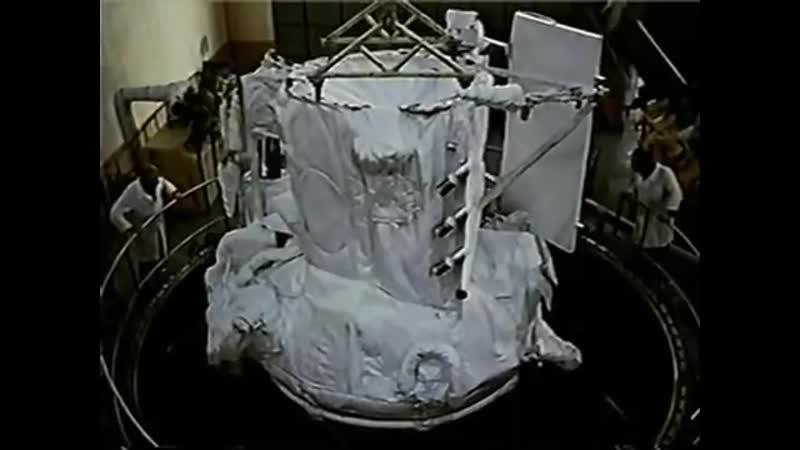 Полёт в прошлое (Проект «Вега». Фильм 1) 1984 ЦентрНаучФильм