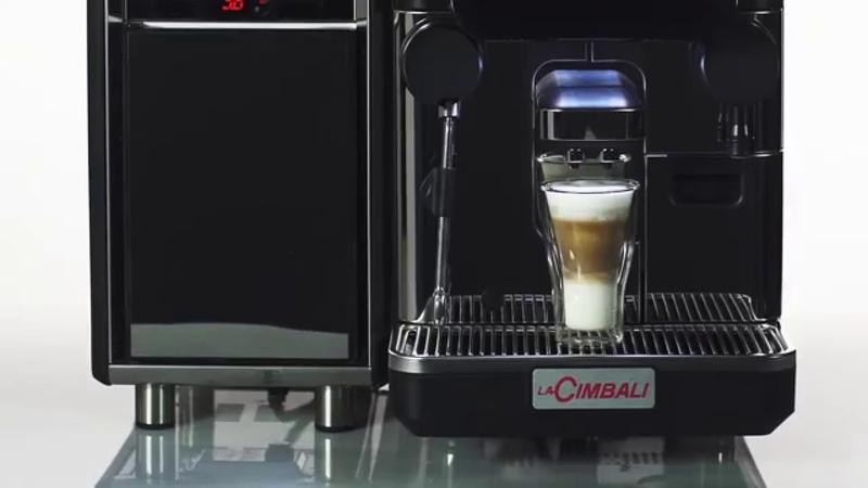 Суперавтоматическая кофемашина La Cimbali S20 CP Milk PS