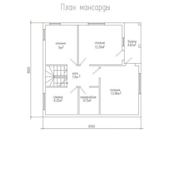 Отличный Комбинированный дом