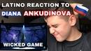 🇷🇺😱Diana ankudinova - Wicked Game (Диана Анкудинова) REACTION   ENGLISH SUBTITLES