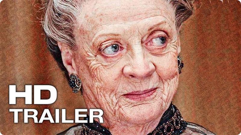 АББАТСТВО ДАУНТОН Русский Трейлер 1 2019 Мэгги Смит Drama Movie HD