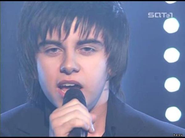 "Declan Galbraith "" You and Me 2007.12.09 [ HQ 38.0MB avi ] [capture] 2"